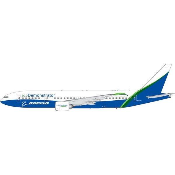 Phoenix B777-200 Boeing House Ecodemonstrator N772ET 1:400