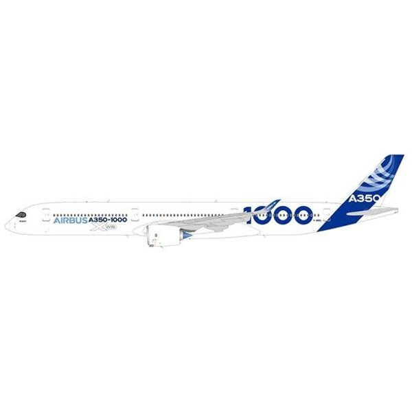 JC Wings A350-1000 Airbus House F-WWXL 1:200 flaps++SALE++