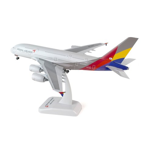 A380-800 Asiana Airlines HL7625 1:200 w/gear