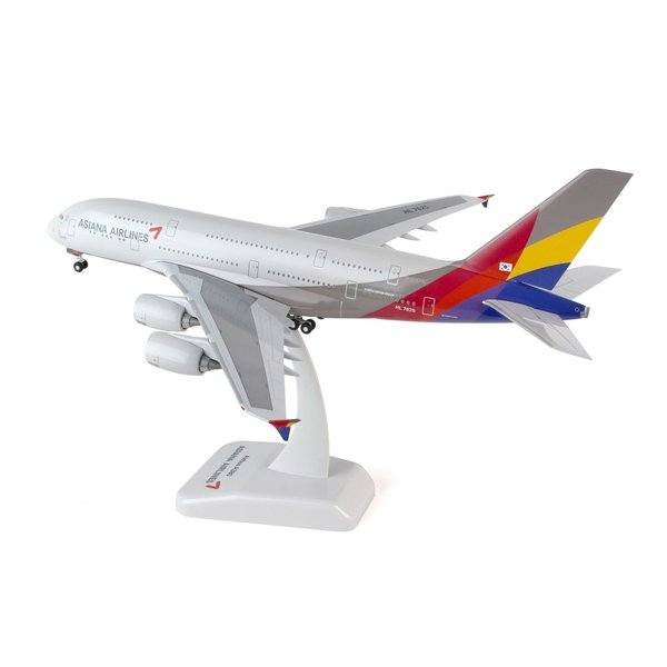 Hogan A380-800 Asiana Airlines HL7625 1:200 w/gear