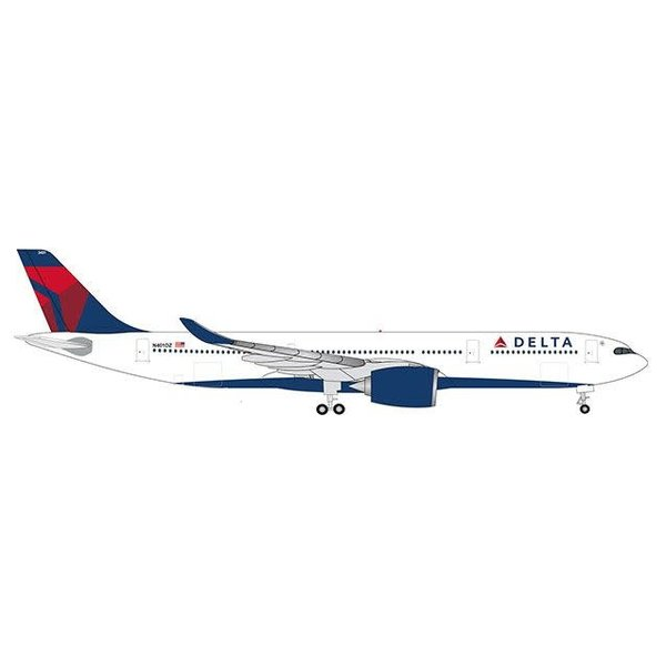 Herpa A330-900neo Delta 2007 Livery 1:500
