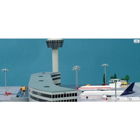 Airport Complete Set 1:500 +NSI+