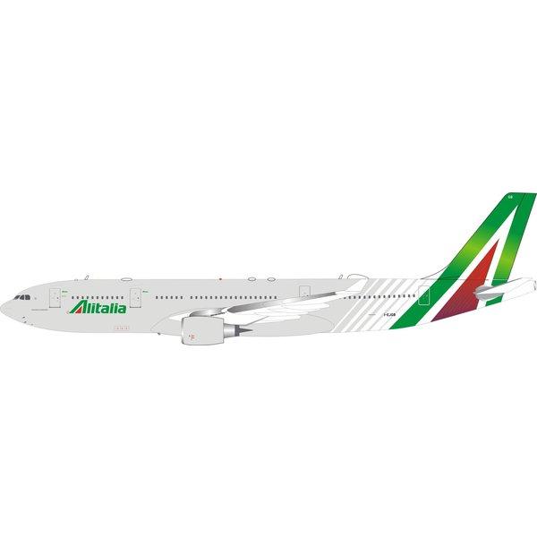 InFlight A330-200 Alitalia New Livery 2015 I-EJGB 1:200