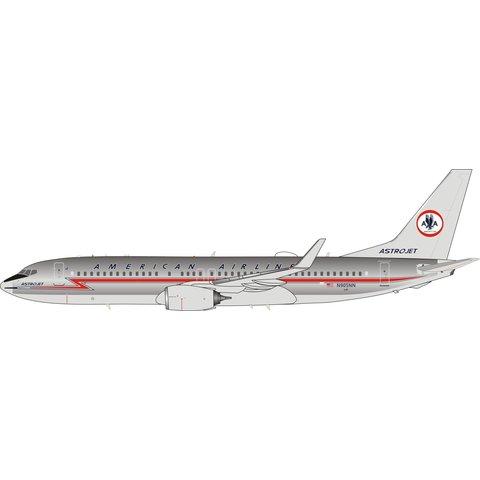 B737-800W American Astrojet N905NN 1:200 Polished