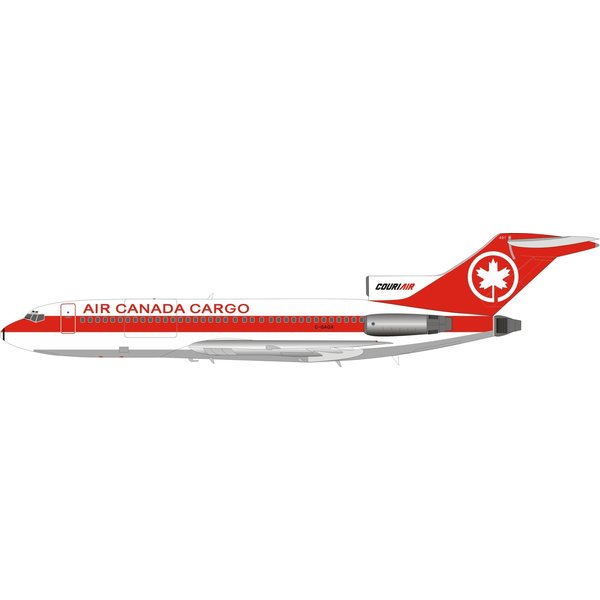 InFlight B727-100F Air Canada Cargo Couriair C-GAGX 1:200