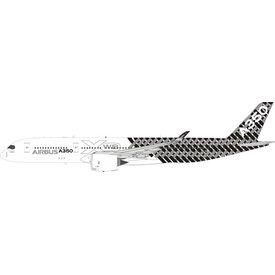 InFlight A350-900 Airbus House Carbon Fibre F-WWCF 1:200