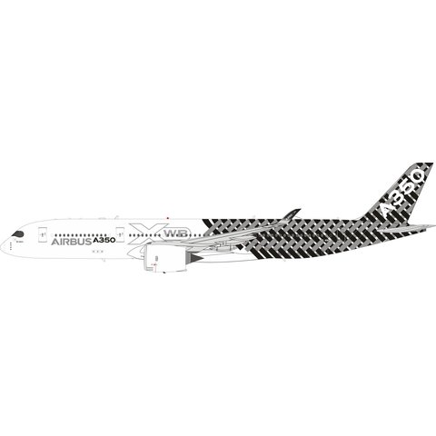 A350-900 Airbus House Carbon Fibre F-WWCF 1:200