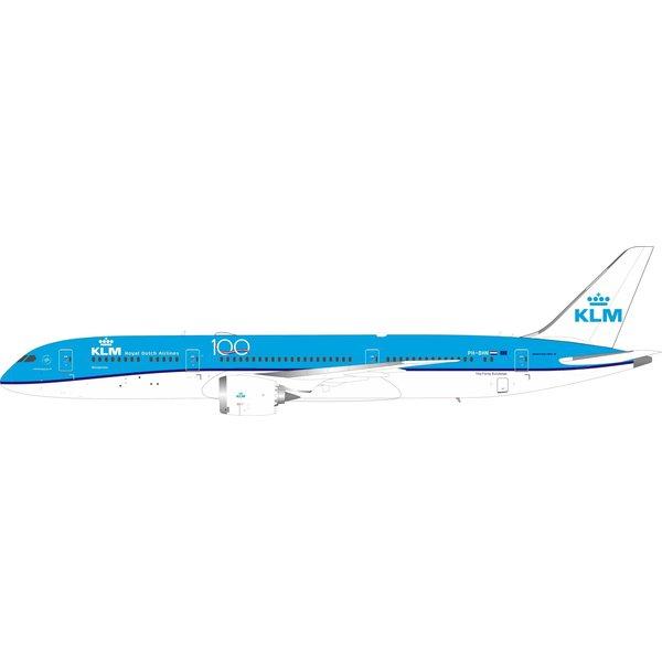 InFlight B787-9 Dreamliner KLM 100 Years PH-BHN 1:200