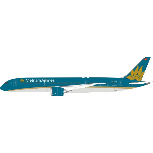InFlight B787-9 Dreamliner Vietnam Airlines VN-A868 1:200 with stand