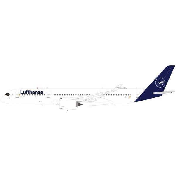 InFlight A350-900 Lufthansa 2018 livery D-AIXL 1:200