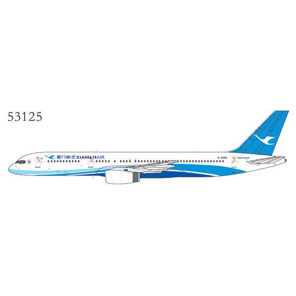 NG Models B757-200 Xiamen Airlines final flight B-2868 1:400