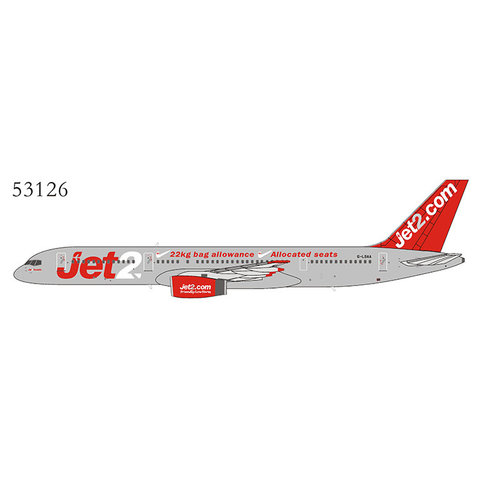B757-200 Jet2.com Great Package G-LSAA 1:400