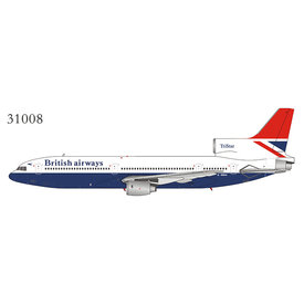 NG Models L1011-1 Tristar British Airways Negus G-BBAI 1:400
