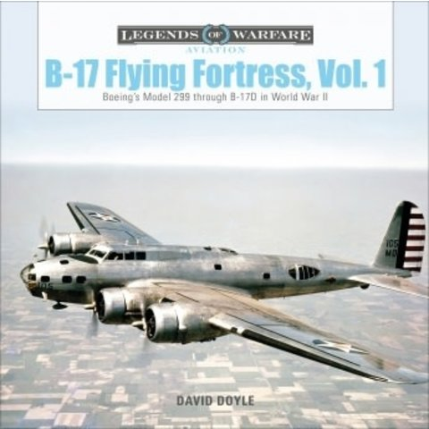 B17 Flying Fortress, Vol.1: Legends of Warfare HC
