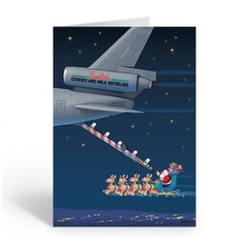 Stonehouse Collection Air Refueling   Boxed Cards (18)