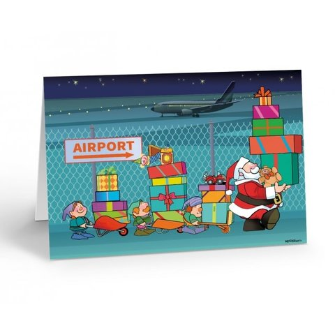 Airport Delivery   Boxed Cards (18)