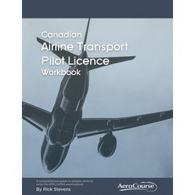AeroCourse Canadian Airline Transport Pilot ATPL Workbook 6th Edition