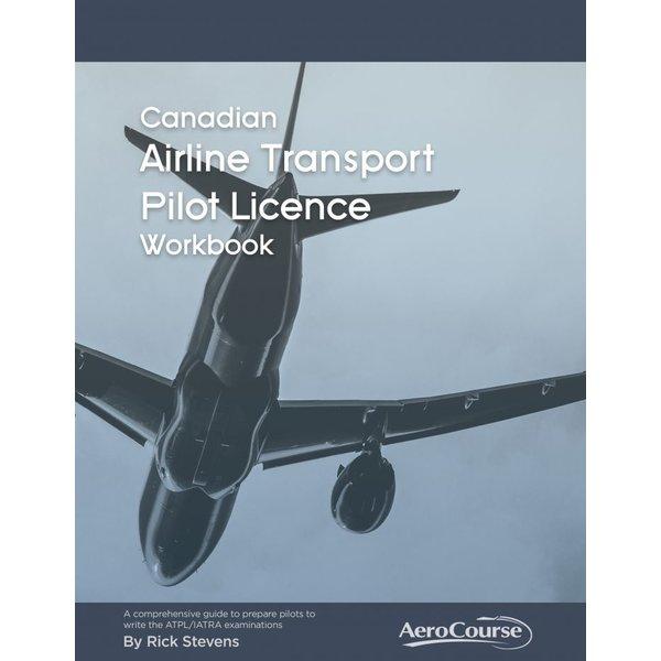 AeroCourse Canadian Airline Transport Pilot ATPL Workbook 6th Edition