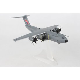 Herpa A400M Atlas C1 Royal Air Force RAF100 1:200