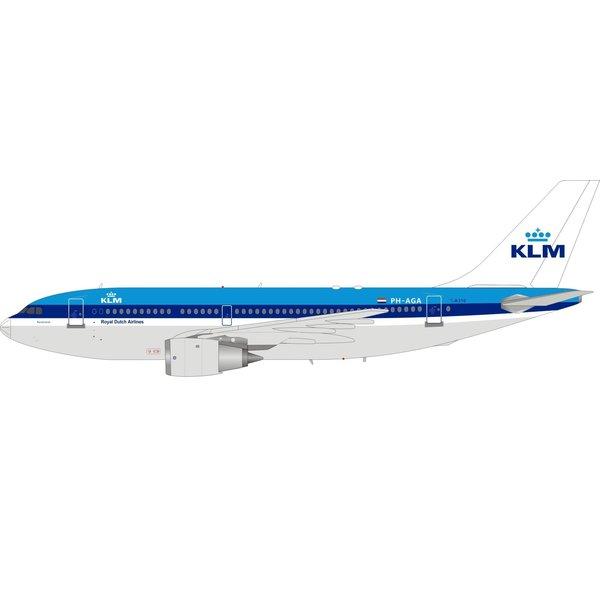 InFlight A310-200 KLM Royal Dutch PH-AGA 1:200