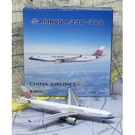 Phoenix A330-300 China Airlines B-18357 1:400