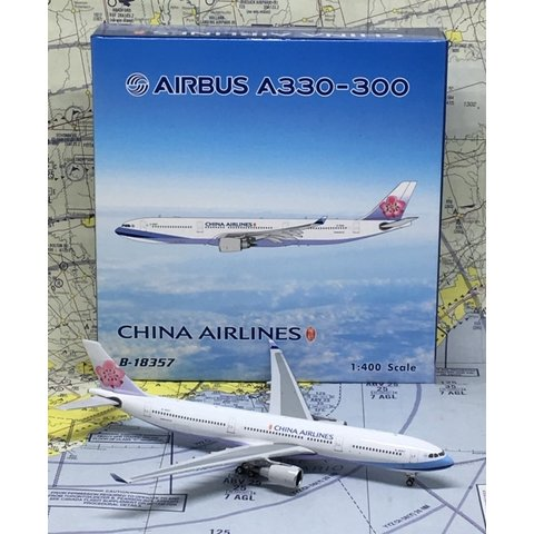A330-300 China Airlines B-18357 1:400