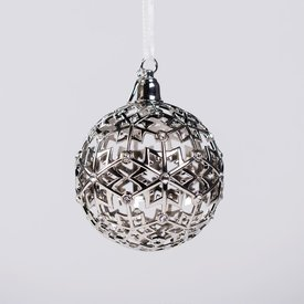 Boeing Store 2019 Jetflake Ball Ornament