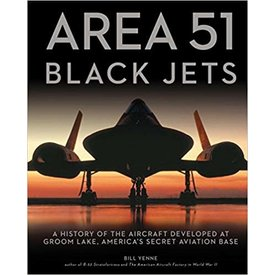 Zenith Press Area 51: Black Jets softcover