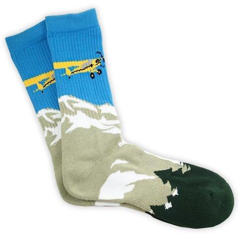 Premium Crew Socks Bush Pilot