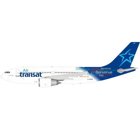 A310-300 air Transat Welcome livery C-GFAT 1:200