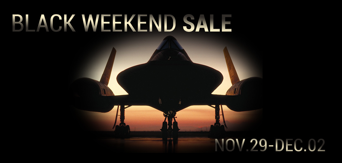 Avworld's Black Weekend Event - In-Store & Online