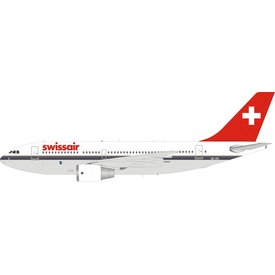 InFlight Airbus A310-200 Swissair HB-IPA 1:200 with stand