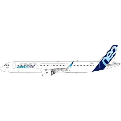 A321neo Airbus House Livery D-AVXA 1:400