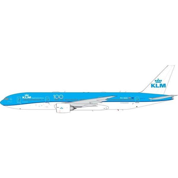 Phoenix B777-200ER KLM 100 Years PH-BQD 1:400