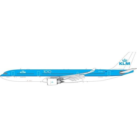 A330-300 KLM 100 Years old Livery  PH-AKD 1:400