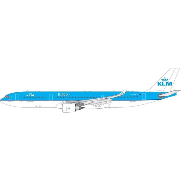 Phoenix A330-300 KLM 100 Years old Livery  PH-AKD 1:400