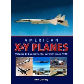 Crowood Aviation Books American X&Y Planes: Volume 2: Since 1945 HC