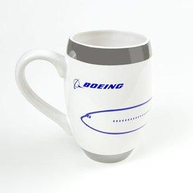 Boeing Store B777X Engine Mug