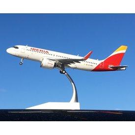 JC Wings A320neo Iberia 2013 livery EC-MXU 1:200