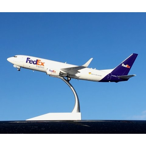 B737-800BCF FedEx Express West Atlantic 1:200