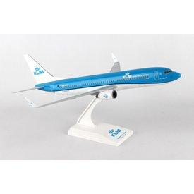 SkyMarks B737-800W KLM New Livery 2014 1:130