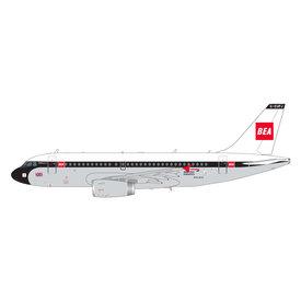 Gemini Jets A319 British Airways 100 Years BEA Retro G-EUPJ 1:200