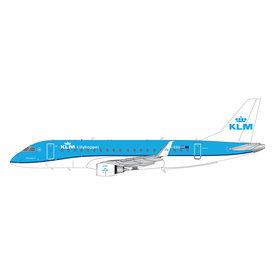 Gemini Jets ERJ175 KLM 2014 livery PH-EXU 1:200 with stand**PREORDER**