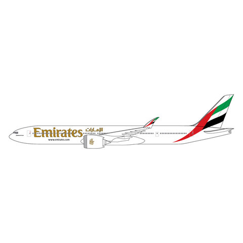 B777-9X Emirates 1:400++NEW MOULD++