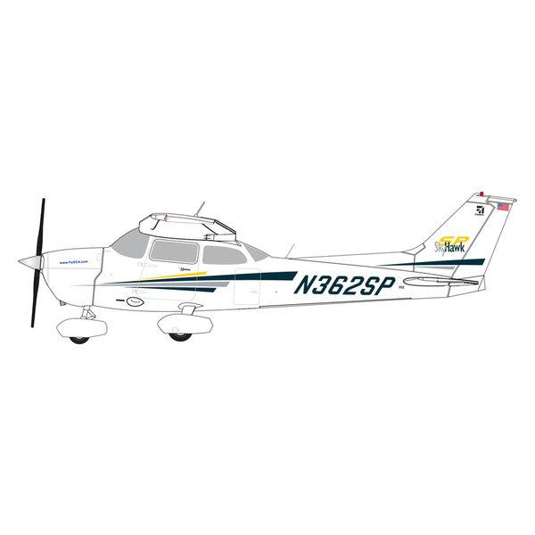 Gemini Jets Cessna 172SP Skyhawk SP N362SP 1:72 (8th Release)