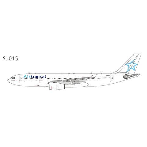 A330-200 Air Transat lease livery C-GJDA 1:400