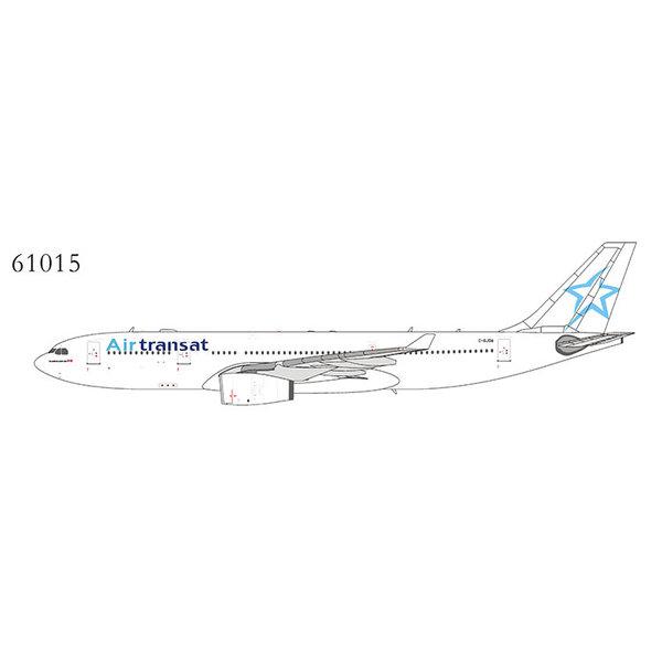 NG Models A330-200 Air Transat lease livery C-GJDA 1:400