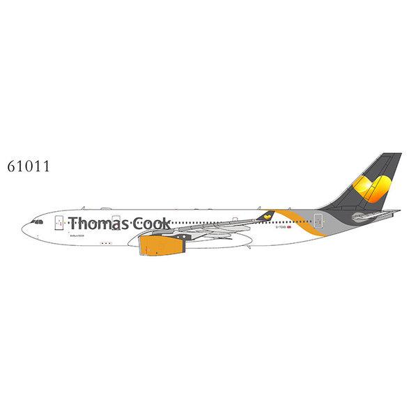 NG Models A330-200 Thomas Cook grey Sun Heart G-TCXB 1:400
