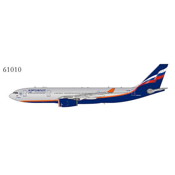 NG Models A330-200 Aeroflot 2003 livery VQ-BBF 1:400