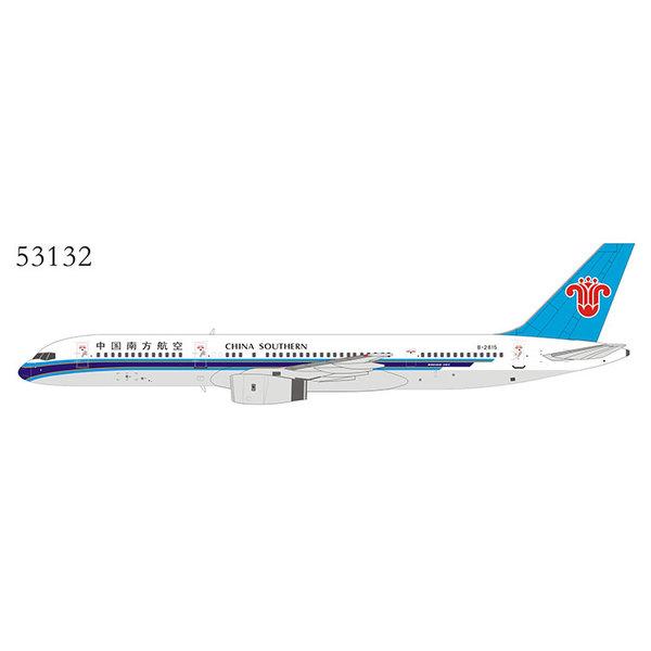 NG Models B757-200 China Southern B-2815 1:400